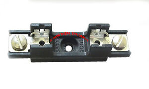 "Bussman FUSE HOLDER for spa & hot tub, for fuse size: 1-1/4"" x 1/4"" diameter"