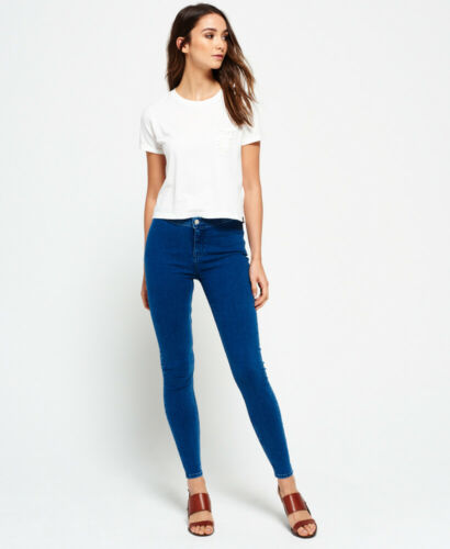 Superdry Womens Evie Jegging Jeans