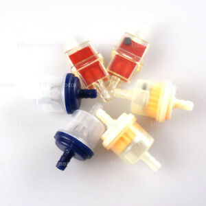 """2Pc 1//4/"""" Universal Motorcycle Mini Small Engine Inline Carb Fuel Gas Filter Tool"""