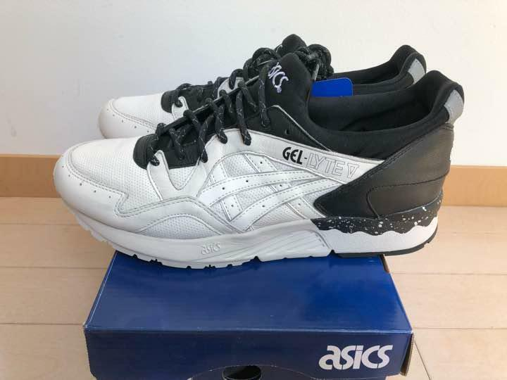 ASICS TIGER Monkey time gel-lyte5 US9.5 from japan (5996