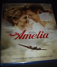 Amelia (Blu-ray Disc, 2010, 2-Disc Set, Includes Digital Copy)
