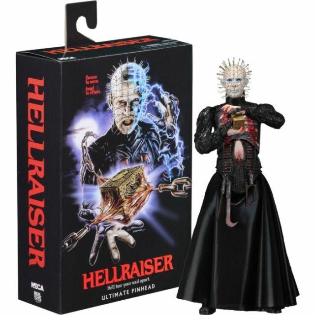 "Hellraiser - Pinhead Ultimate 7"" Action Figure (Minor Packaging Flaw)"