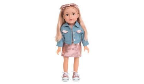 Chad Valley designafriend Kylie doll