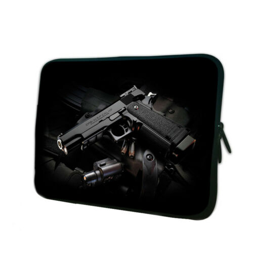"""Neoprene 7/"""" Inch 10 12 13 14 15 17 Laptop Sleeve Bag Shockproof Cover Case Pouch"""