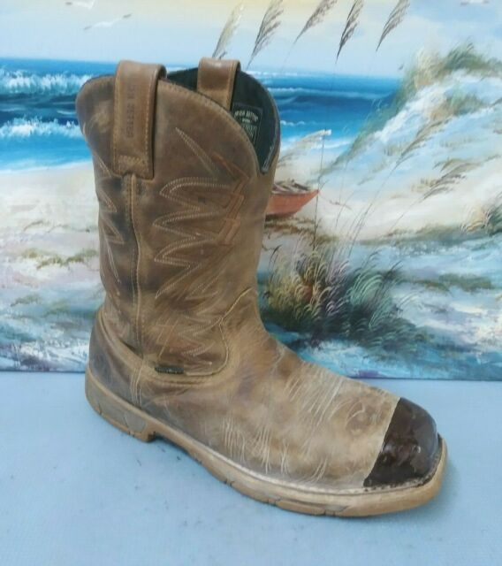 irish setter marshall steel toe boots
