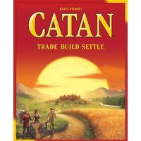 Settlers of Catan 2015 Refresh Brand New