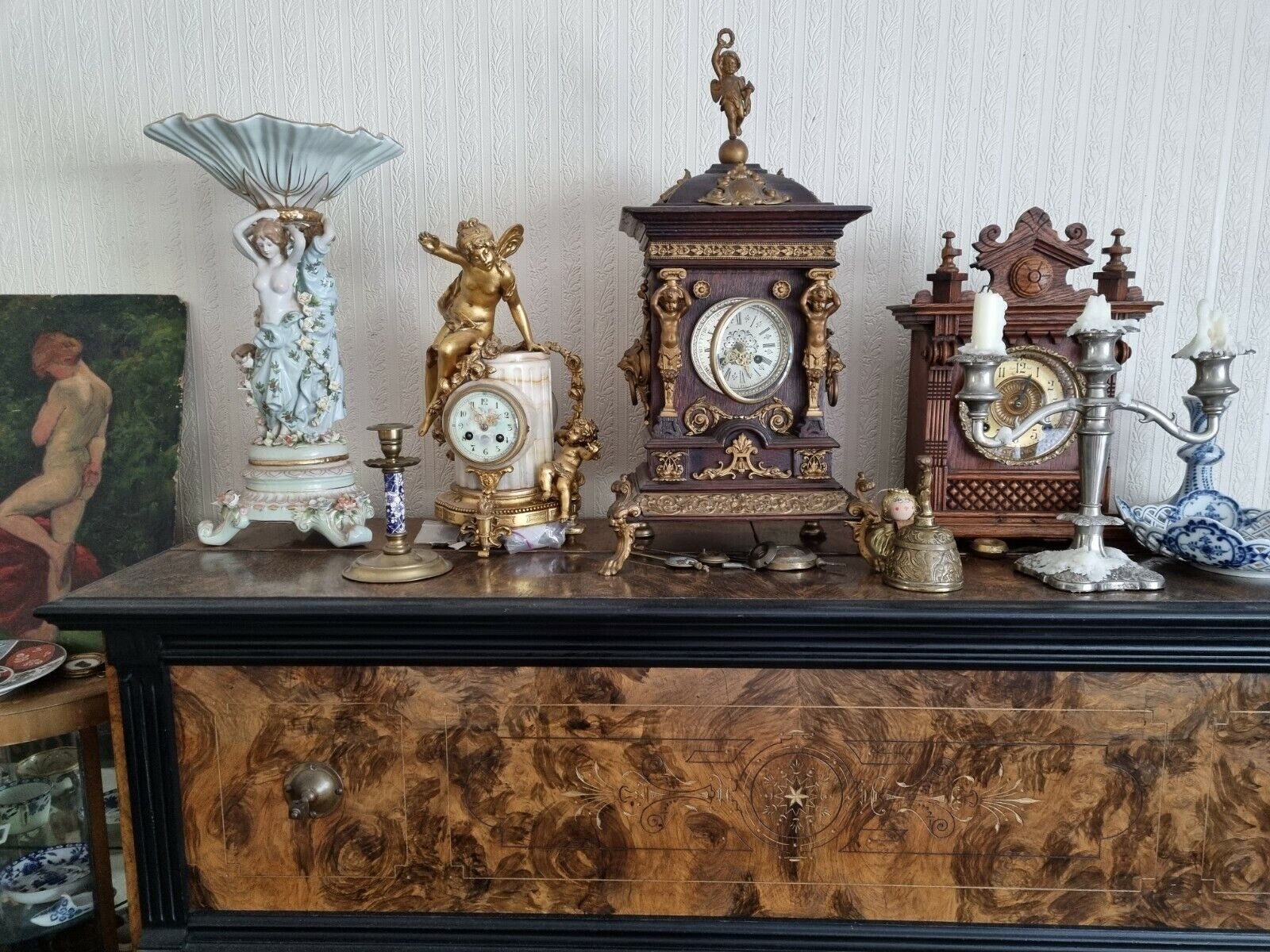 Antique and Vintage Shop Stock Inventory for sale