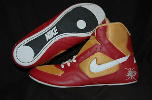 Brand-New-In-Box-Nike-Greco-Supreme-Size-12-Wrestling-Shoes