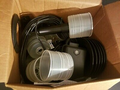 Low Voltage Landscape Lighting Kit