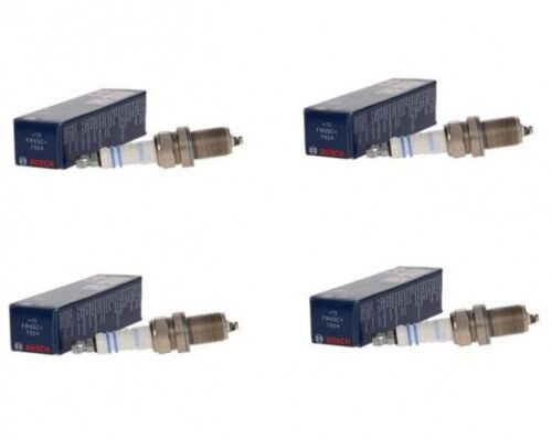 //1998-2006// 4x Zündkerzen BOSCH 8N3 1.8 T quatt AUDI TT