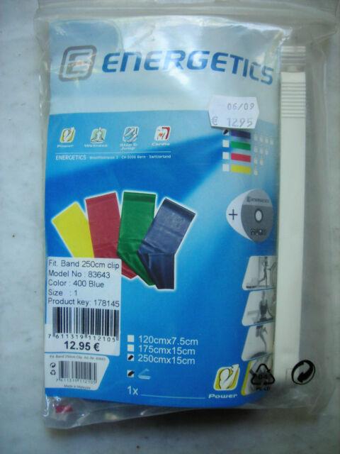 ENERGETICS Physioband 145mm//2,5m