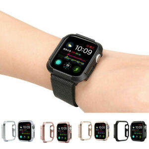 Shockproof-PC-Armor-Bumper-iWatch-Protect-Case-Cover-For-Apple-Watch-4-40-44mm