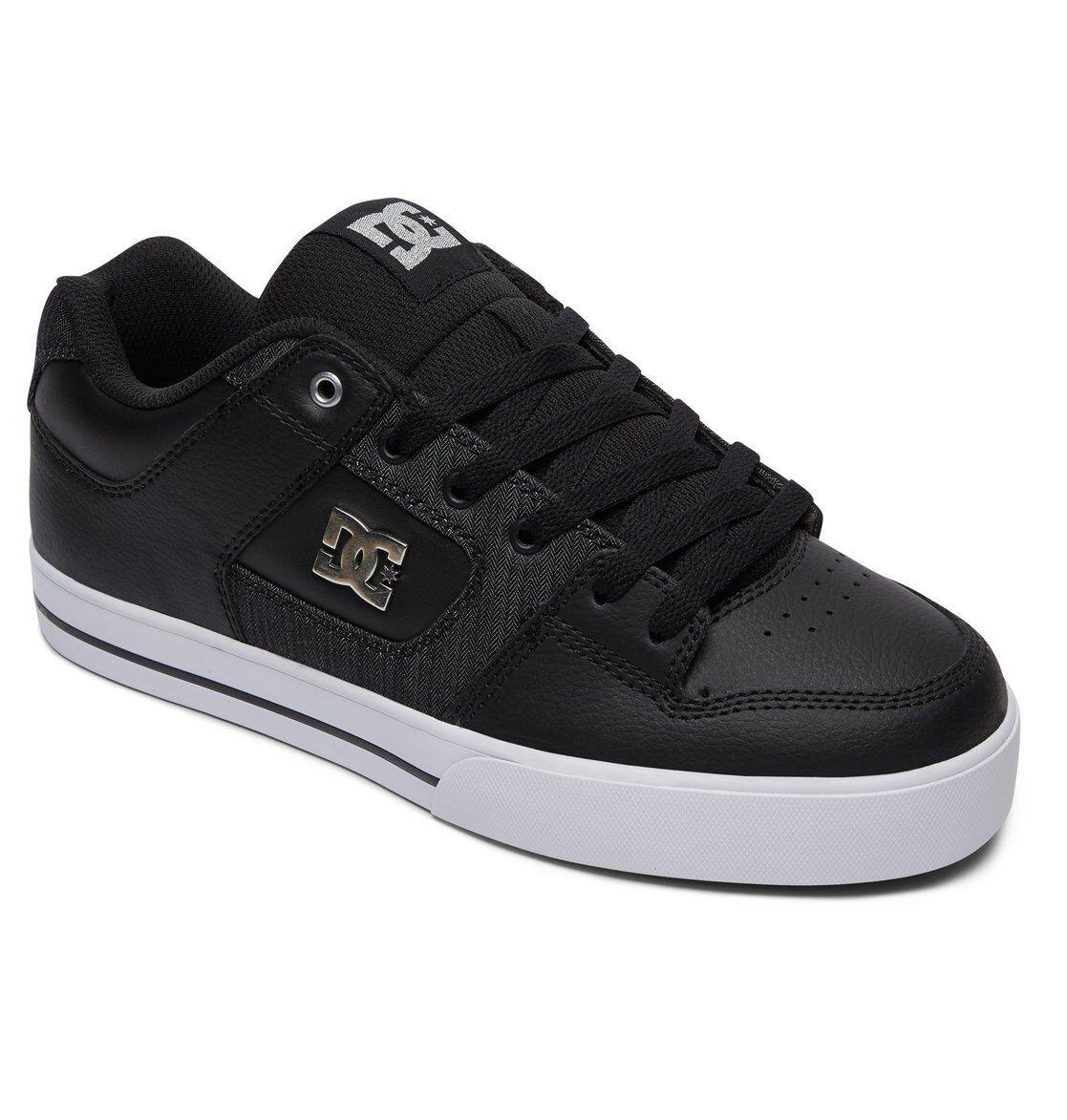 DC Skaterschuhe Pure SE schwarz - grau - schwarz 301024 xksk Herren