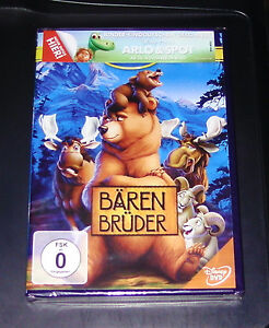 BROTHER-BEAR-SPECIAL-COLLECTION-WALT-DISNEY-FILM-DVD-NEW-amp-ORIGINAL-PACKAGING