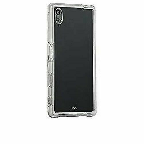 Genuine Case-Mate Naked Tough Clear Protective Phone Case