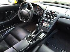 Honda Acura NSX Carbon Fiber Double DIN Dash Panel DD Perfect fitment
