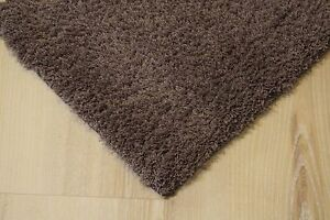 Alfombra-Suave-Dream-25mm-pelo-largo-680-Marron-120x170-cm-Suave