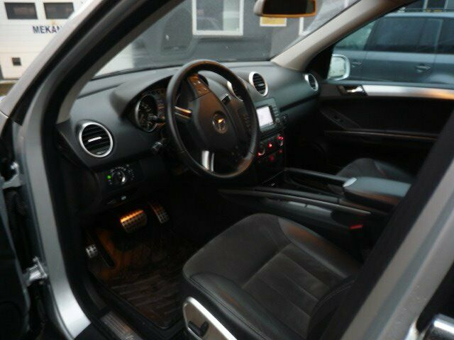 Mercedes ML280 3,0 CDi aut. 4-M Van Diesel aut. Automatgear