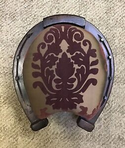 Antique-19th-Century-Horseshoe-Shape-Foot-Stool-Ottoman