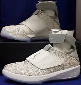 Nike Air Jordan XX 20 Laser Retro SZ 8 ( 743991-100 )  22f7431803