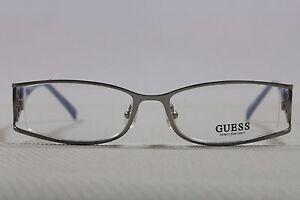 fe382d7f9ea Details about GUESS mod GU1511 col SI sz 50 16 Eyeglasses Frame