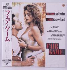 04076 F/S by Air Mint Laserdisc / FAIR GAME / [PILF-2250] w/OBI from Japan