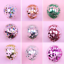 miniature 23 - Lot-de-12-confettis-ballons-latex-12-034-decorations-a-L-039-helium-Fete-D-039-anniversaire-Mariage