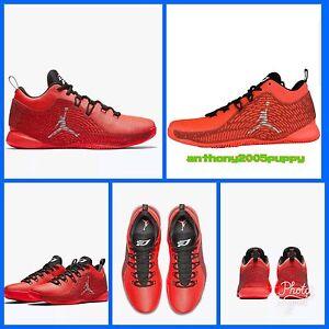 9d7bcd9746d8 🏀Nike Jordan CP3 X Men s🏀 Basketball Shoes Infrared Black uk 12 ...