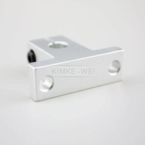 SK8//10//12//16//20//25//30 Wellenhalter Linearführung Welle Schiene Rail Shaft CNC