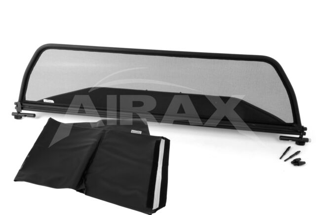Airax Wind Deflector & Bag BMW E46 Built 2000 - 2007 with Quick Release