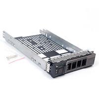 Lot Of 8, 3.5 Sata Sas Hard Drive Tray Caddy For Dell Poweredge R520 Us Seller