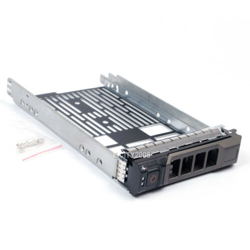 "3.5/"" SAS Hard Drive Tray Caddy For Dell PowerEdge R410 Hot-Swap US Seller New!!!"