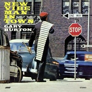 Gary-Burton-Trio-New-Vibe-Man-in-Town-180-Gram-New-Vinyl