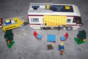 Original Set De Construction - [ Le Camping-car ] - 3 En 1 - 792 Pieces - Voir Annonce êTre Nouveau Dans La Conception
