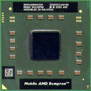 MOBILE AMD SEMPRON PROCESSOR 3400 DRIVERS FOR WINDOWS 10