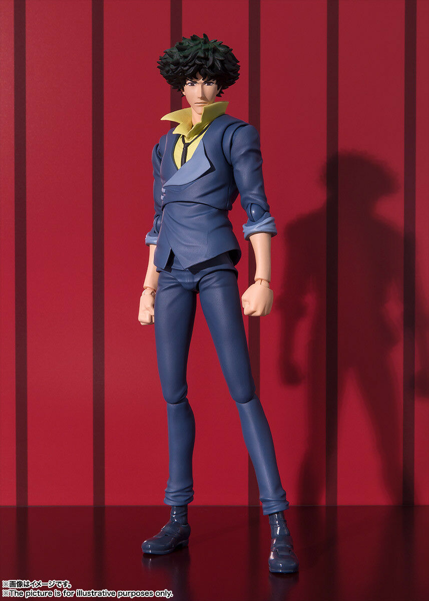Bandai S.H.Figuarts Spike Spiegel Japan version