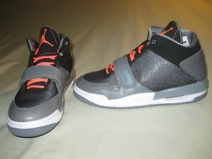 hot sales 2242f 268a2 Details about NEW YOUTH SZ 5 NIKE AIR JORDAN FLIGHT CLUB 90's GS GREY HOT  PINK TEAL ELEPHANT