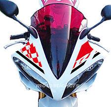 Yamaha R1 2004 - kit adesivi racing cupolino - racing decals