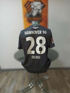 Originale-Trikots-mit-Unterschrift-Marcel-Franke-Hannover-96