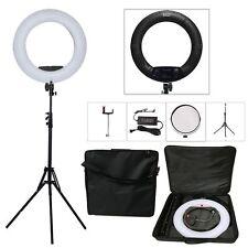 18' FS-480II LED Ring Light Ajustable Continuous Lighting f Studio/Film/Makeup