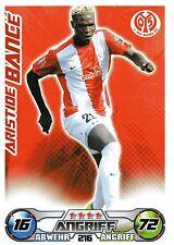 216 Aristide Bance - 1. FSV Mainz 05 - TOPPS Match Attax 2009/2010