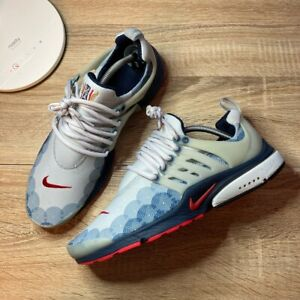 Nike Air Presto GPX Olympic 'USA' 848188-004 Uk 9 Mens Sneakers Running Trainers