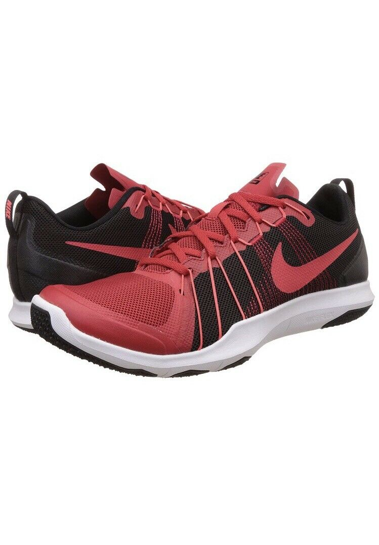 NIKE Flex Train Aver Men's Running Shoes 831568- 600 Comfortable Wild casual shoes