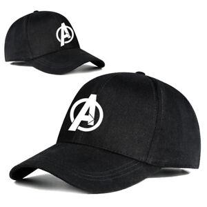 on sale 9983c 9cdfa Image is loading New-Arrivals-Movie-The-Avengers-Logo-Hat-Baseball-