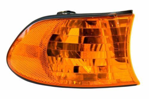 BMW 7 Série E38 99-01 Orange avant clignotant droit conducteur Off Side O//S OEM