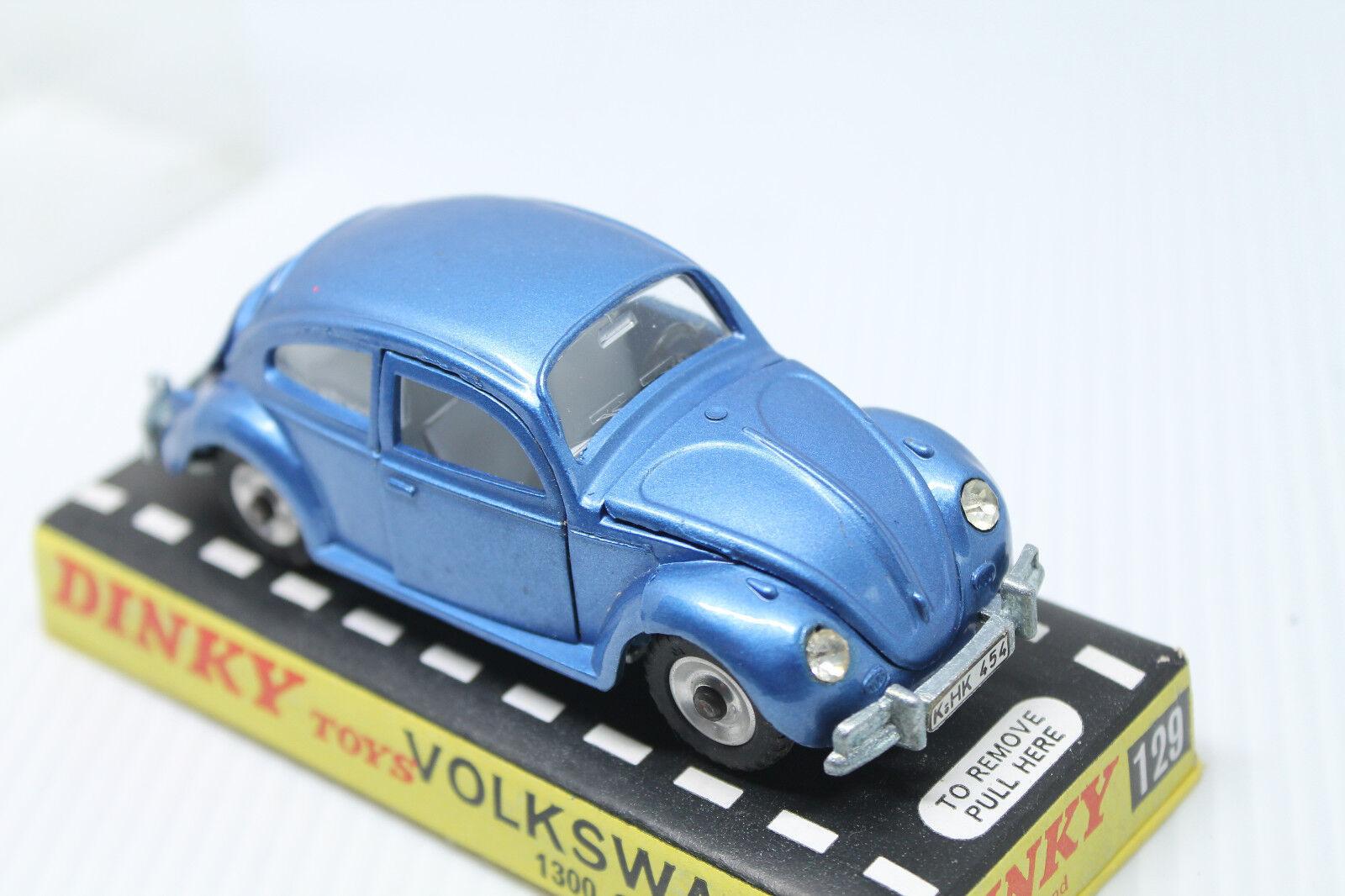 DINKY TOYS 110 * Volkswagen  VW  1300 Sedan MAGGIOLINO * * 1965 * OVP * 1:43