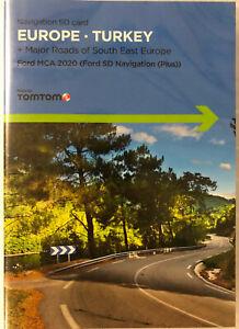 Navigations Sd Karte Mca Ford 2020 Navi 7 S Max Mondeo Galaxy Kuga 2452637 Ebay