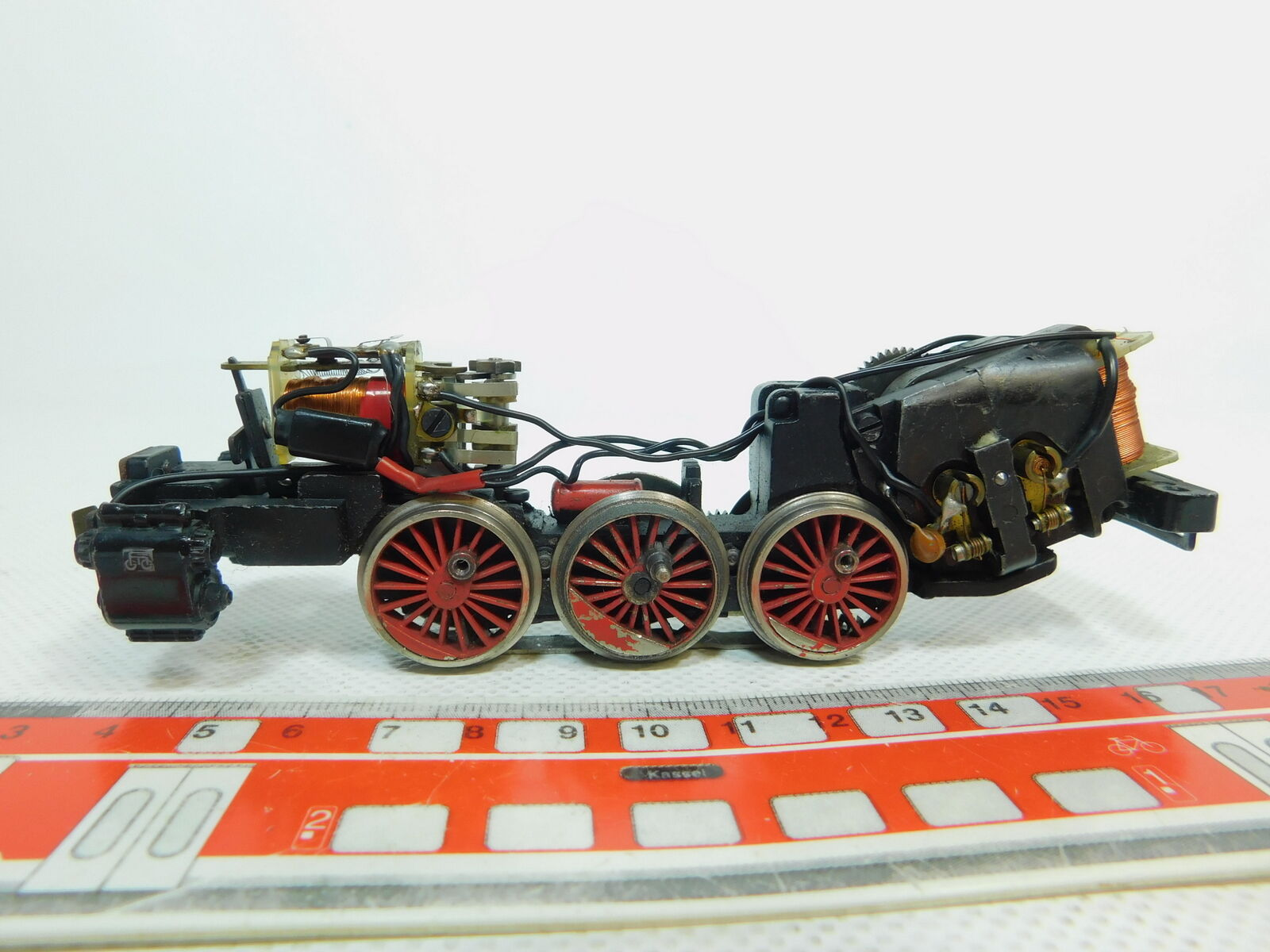 Bn321-0, 5    h0/ac telaio per 3026/f 800 locomotiva a vapore 01 097 DB