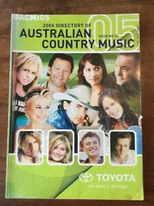 Retro-Collectable-2005-Australian-Country-Music-Directory