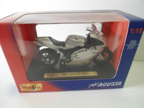 Motos MV Agusta CAGIVA MITO Maisto 1//18